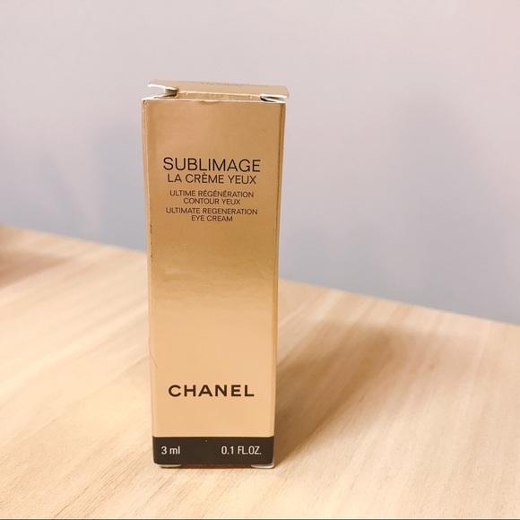 CHANEL Other - Chanel Sublimage la creme yeux